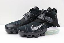 promo code 8e6de a8f65 Nike Vapormax Premier Flyknit Ruban Ao3241-002 Noir Argent Métallique Hommes