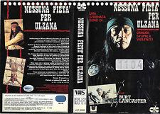 NESSUNA PIETA' PER ULZANA (1972) vhs ex noleggio
