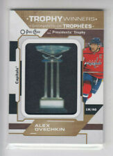 20/21 OPC Washington Capitals Alex Ovechkin Trophy Winners Manufact. Patch #P-15