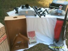 Old Used Kirby Heritage Vacuum Cleaner With Accesories Shampoo Head Other