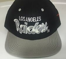 New Oakland Raiders Script NFL Adjustable Snapback Hat Cap - Free Shipping