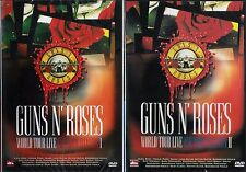 GUNS N' ROSES: World Tour Live / Use Your Illusion 1 & 2 (1992) / 2-DVD SET *NEW