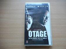 PSP UMD VIDÉO - OTAGE on ne négocie pas sa famille avec Bruce Willis - zone 2