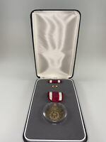 NEW US Meritorious Service Award Medal Set with Ribbon Bar Lapel Pin NEW in BOX