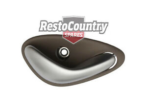 Holden Commodore NEW Door Handle RIGHT Rear VT VX VY VZ WH WL Shale - Satin