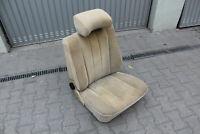 Mercedes-Benz W116 Fahrersitz Sitz Vorne Links