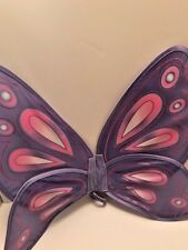 Bratz Fashion Pixiez purple & pink fashion butterfly wings for Halloween costume