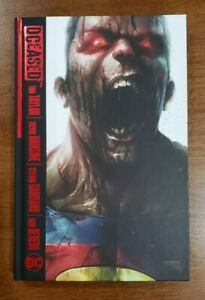 DCEASED HC Hardcover GN Superman Barnes & Noble EXCLUSIVE 2019 DC Tom Taylor