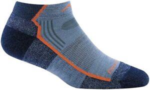 Darn Tough Women's 186426 Hiker No Show Light Cushion Sock Size S
