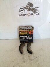 Moose Racing Brakes Utility XCR brake Shoes Honda TRX 250 200 300 M9149. #2913