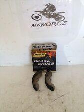 Moose Racing Brakes Utility XCR brake Shoes Honda TRX 250 200 300 M9149. #2913