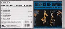 Phil Woods - Rights Of Swing West Germany Jazz CD 1961 jz5.64