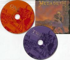 Megadeth - Peace Sells..But Who's Buying  (25th Anniversary Special Edition 2CD)