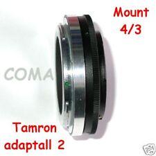 Adattatore Adapter lens Tamron adaptall 2 a Olympus 4/3 ID 2565
