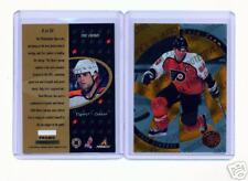 1997-98 PINNACLE CERTIFIED ERIC LINDROS GOLD TEAM CARD
