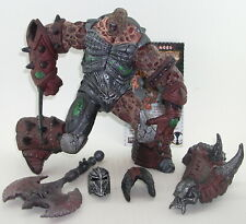 McFarlane Spawn Dark Ages BLACK KNIGHT Action Figure COMPLETE Series 11 1998