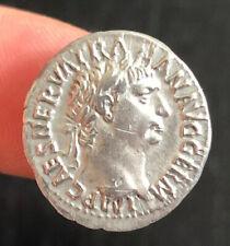 Denier de TRAJAN (98-117) VESTA, ✨TTB+✨ roman coin, denari,