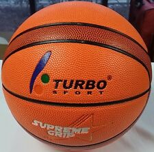 TURBO SPORT BKL-22I BASKETBALL INDOOR OFFICIAL SIZE 7  MICROFIBER PU LEATHER
