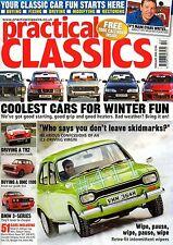 Practical Classics Magazine February 2006 .. Restored BMW ISETTA  MATRA Bagheera
