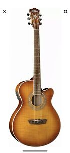 Washburn EA15ITB-A Acoustic-Electric Guitar