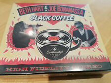 CD Boxset Beth Hart & Joe Bonamassa: Black Coffee Limitiert mit Beigaben NEU