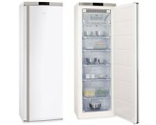 AEG A72710GNW0 Freestanding In White 6ft Tall Rated Frost Free Freezer A+