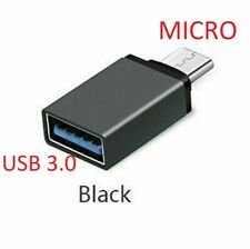 LOT Durable Micro USB OTG Host Adapter Male to 3.0 Female For Android Tablet