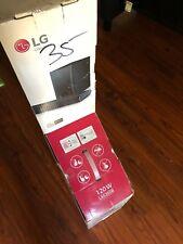 Refurbished LG LAS350B 120-Watt 2.1-Channel Sound Bar with Subwoofer