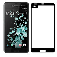 9H Full Cover For HTC U ultra clear Tempered Glass Toughened Protective Film