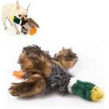Pet Dog Puppy Chew Toys Squeaker Squeaky Plush Sound Toys Cute Duck Sound Toys