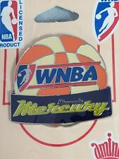WNBA Phoenix Mercury Basketball Pin