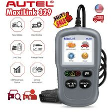 Autel ML329 Automotive Scanner Tool Diagnostic Code Reader AutoVIN Updated AL319