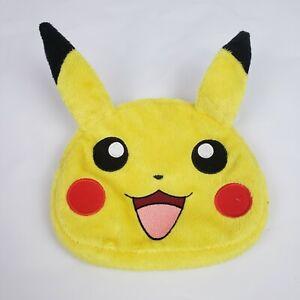 Hori Universal Pokemon Pikachu Plush Pouch Case for Nintendo 3DS XL