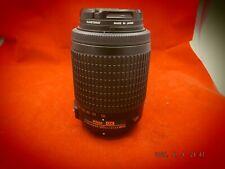 Nikon NIKKOR 55-200mm VR f4.0-5.6 DX G AF-S ED Lens