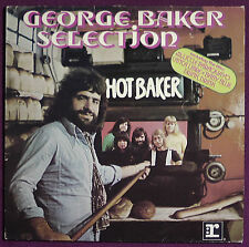 George Baker Selection - Hot Baker - LP Vinyl 1974 - REP 44264