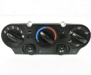 Ford Fiesta MK6 2002 - 2008 Heater A/C Control Panel - 2S6H-19980-BF