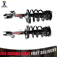 Front FCS Shocks Struts 2 Pieces For 2007 2008 2009 LEXUS RX350 3.5L V6 CC