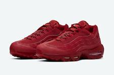 Nike Air Max 95 Triple Red CQ9969-600 Men's Sizes 8-13 Brand New