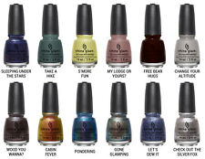 China Glaze Nail Polish Lacquer Part 1 - Pick Any
