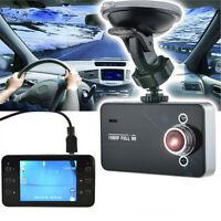 "De lujo 2.4"" Full HD 1080P LCD coche DVR Vehículo Cámara De Vídeo sensor G Mic"