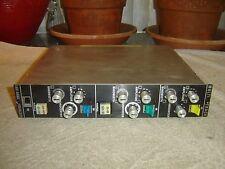 Multi Track Vari Band Equalizer, 3 Band Parametric Eq, Vintage Unit