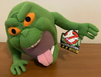 Slimer Ghost Ghostbusters Plush Stuffed Toy Factory 2011 New With Tags