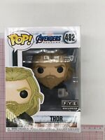 Funko Pop Thor #482 Avengers Endgame FYE Exclusive N05