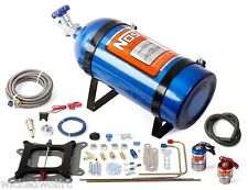 NOS 02001 CHEATER NITROUS KIT Holley 4 BBL
