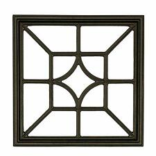 Nuvo Iron Square Decorative Insert For Fencing, Gates, Home, Garden, ACW54