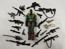 "3.75/"" Gi Joe LANNARD the Corps soldier #32 w// 5pcs wepaons random Rare Figure"
