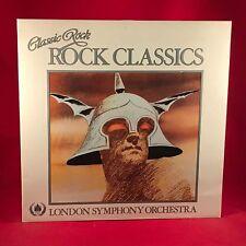 1981 黑膠唱片 LP LONDON SYMPHONY ORCHESTRA Classic Rock Classics