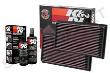 K/&N 33-2059 for BMW 3 Series E30 performance washable drop in panel air filter