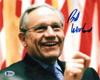 Bob Woodwad signed autograph Watergate scandel look!