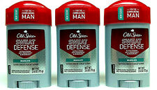 3 Old Spice Sweat Defense BEARGLOVE Extrastrong Antipsp/Deodorant for Men 2.6 oz